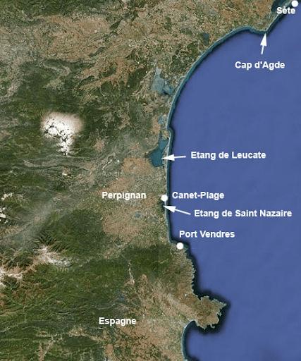 Canet-en-Roussillon seaplane base, WWI