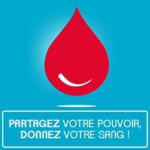 Blood donation for British in France