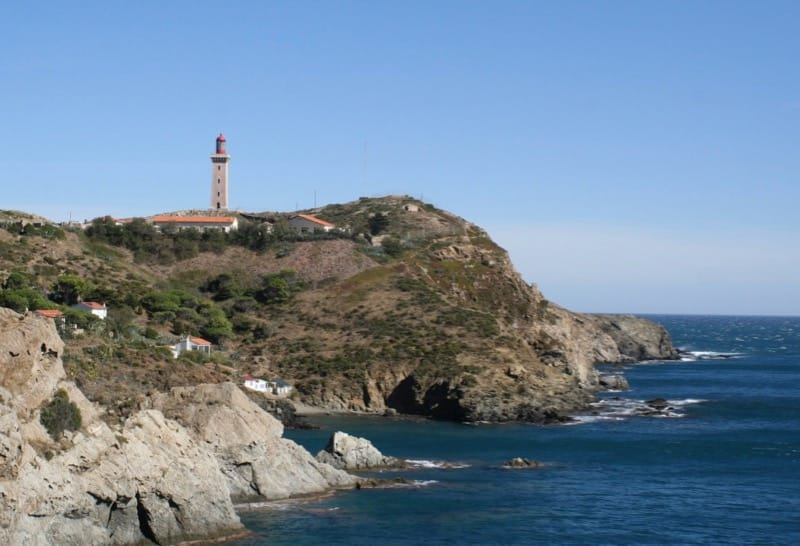 Cap Bear lighthouse